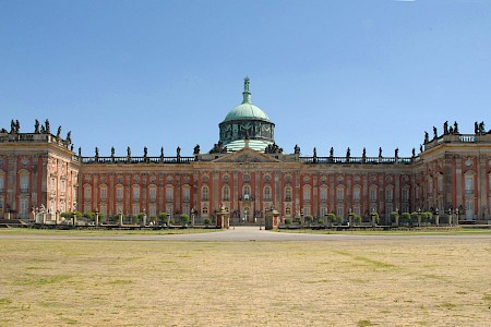 Neues Palais Potsdam (Photo Jean-Pierre Dalbéra)