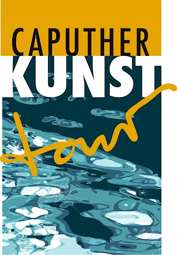 Caputher Kunst tour - Logo