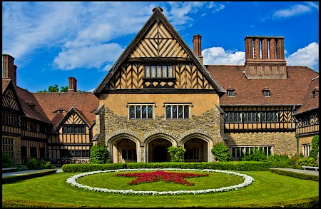 Schloss Cecilienhof (Photo: Guillén Pérez)